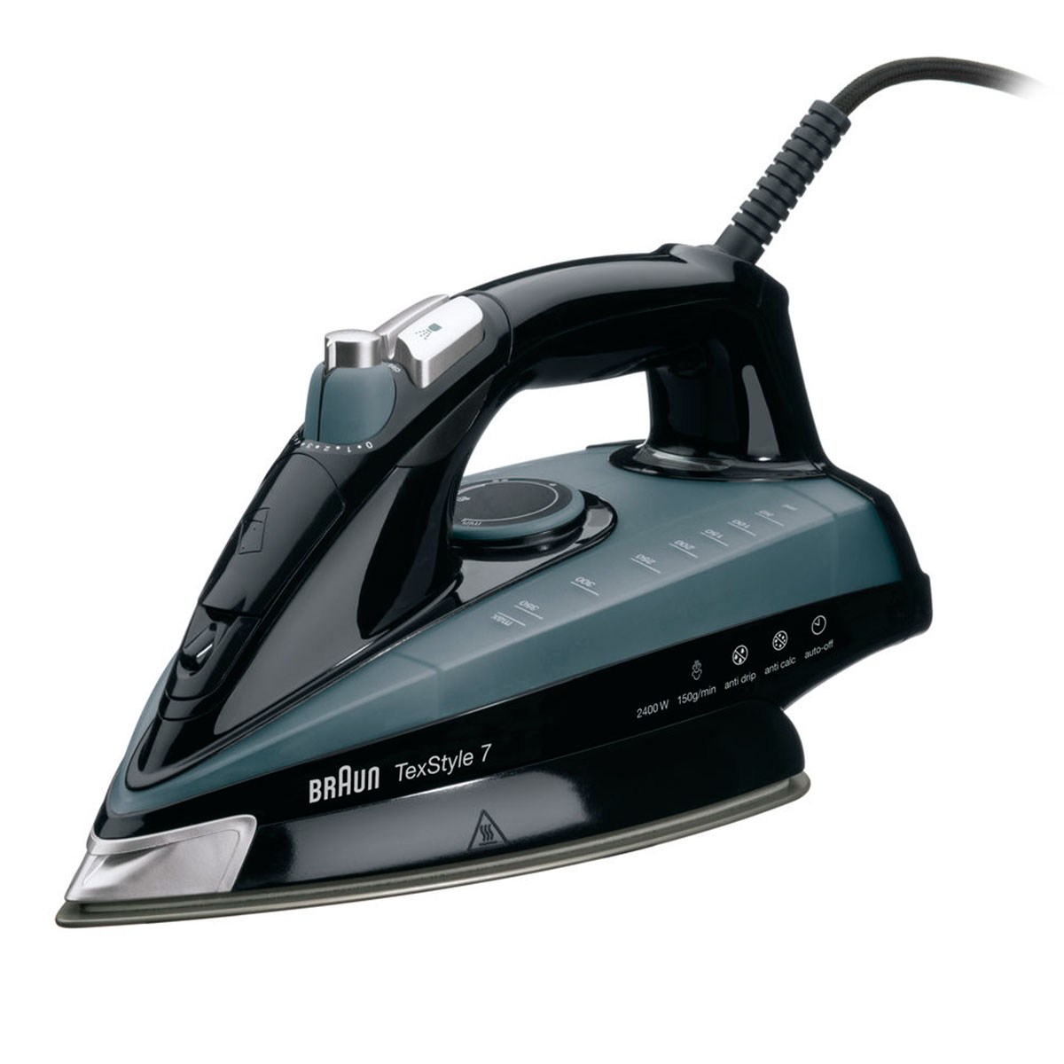 Pick up right steam iron box for your home