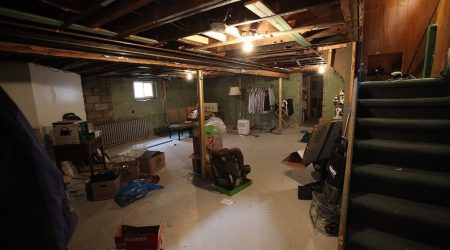 basement underpinning Toronto