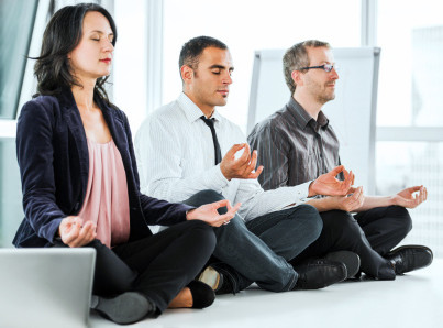 corporate meditation programs