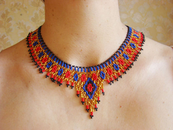 trend-setting egyptian jewelry