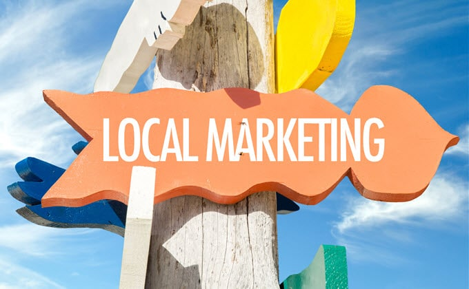 local marketing small business