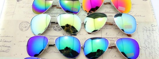 prescription sunglass lenses