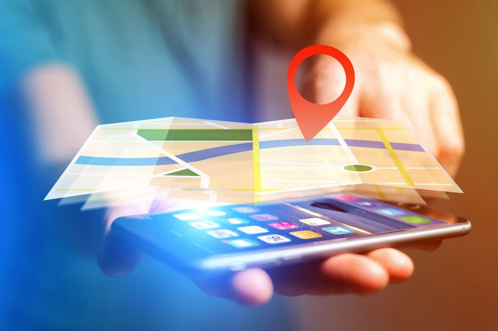 lokalizacja smartfona