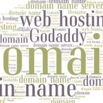Domain names are associated with the global servers
