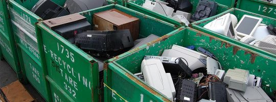 electronic waste disposal in singapore