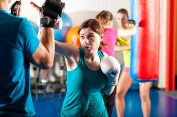 kickboxing for ladies singapore